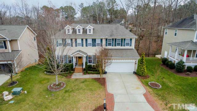 133 Quarryrock Road, Holly Springs, NC 27540 (#2231641) :: Rachel Kendall Team