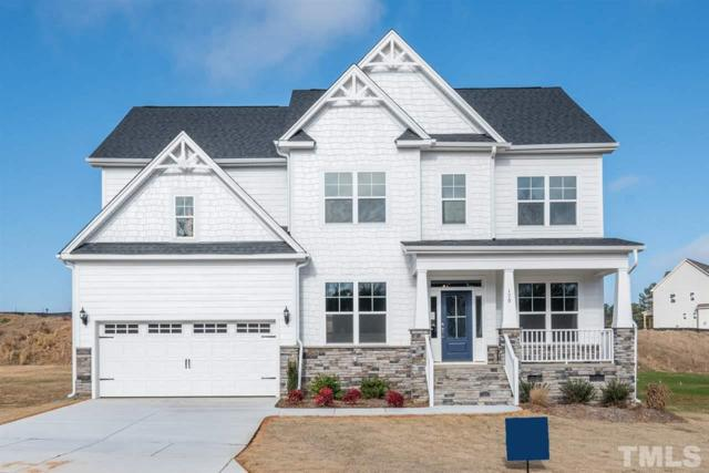 170 Kinsale Court, Garner, NC 27529 (#2231682) :: The Perry Group