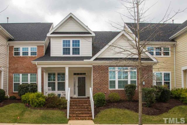 609 Democracy Street, Raleigh, NC 27603 (#2231683) :: M&J Realty Group