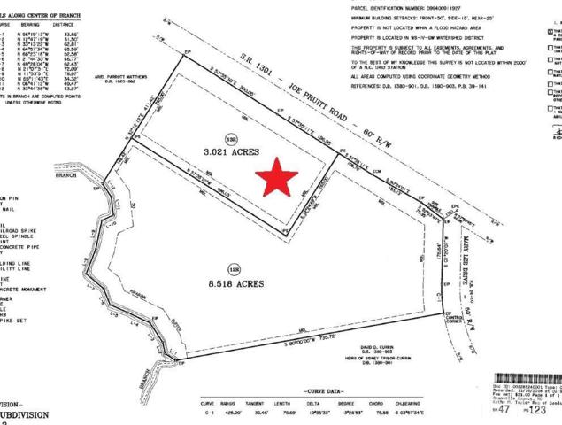 Lot 13R Joe Pruitt Road, Oxford, NC 27565 (#2231694) :: Spotlight Realty