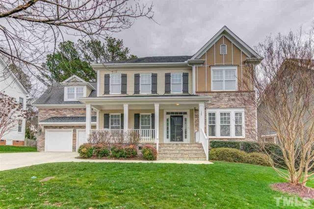 129 Redhill Road, Holly Springs, NC 27540 (#2231796) :: Raleigh Cary Realty
