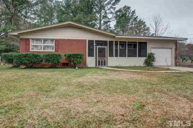 223 S Circle Drive, Rocky Mount, NC 27804 (#2231798) :: The Perry Group