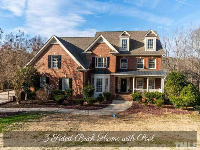 3413 Song Sparrow Drive, Wake Forest, NC 27587 (MLS #2231808) :: The Oceanaire Realty