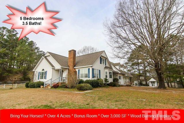 119 Lakeside Circle, Willow Spring(s), NC 27592 (#2231827) :: The Beth Hines Team