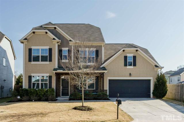 2439 Lambton Wood Drive, Apex, NC 27539 (#2231833) :: The Jim Allen Group
