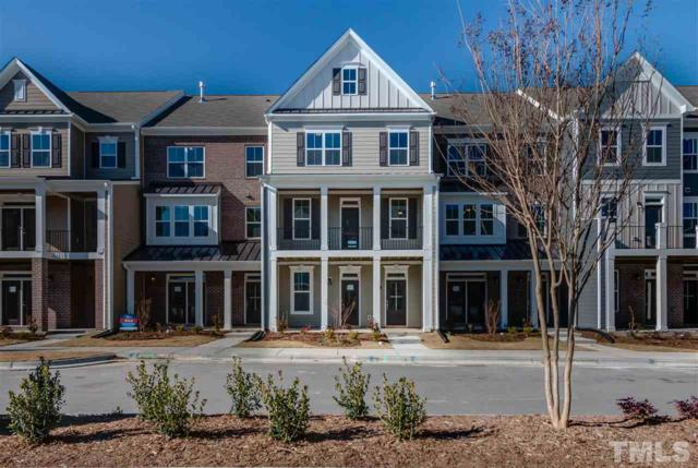 1852 Austin Ridge Parkway #293, Wake Forest, NC 27587 (#2231900) :: M&J Realty Group