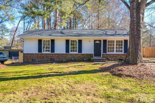 1512 Foxwood Drive, Garner, NC 27529 (#2231913) :: The Beth Hines Team