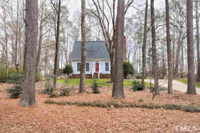 8409 Southbriar Drive, Raleigh, NC 27606 (#2231961) :: The Perry Group