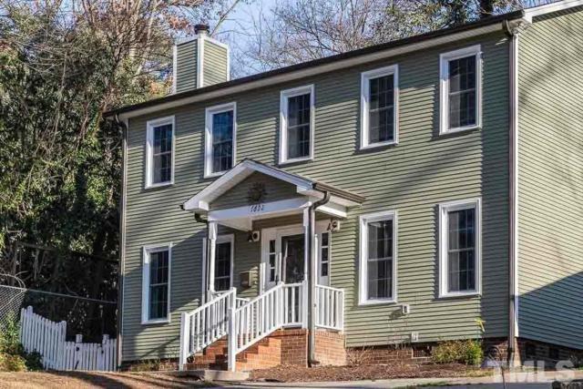 1622 Shawnee Street, Durham, NC 27701 (#2231984) :: Morgan Womble Group
