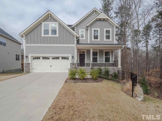129 Bailey Park Court, Cary, NC 27513 (#2231990) :: Raleigh Cary Realty