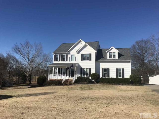 310 Riverwood Drive, Clayton, NC 27527 (#2231997) :: Raleigh Cary Realty