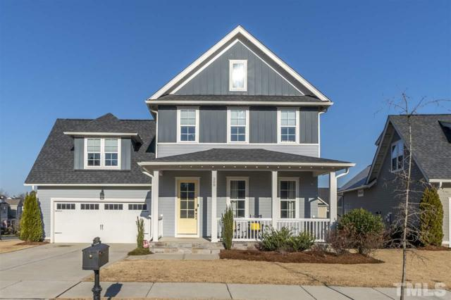 208 Vervain Way, Holly Springs, NC 27540 (#2231998) :: M&J Realty Group