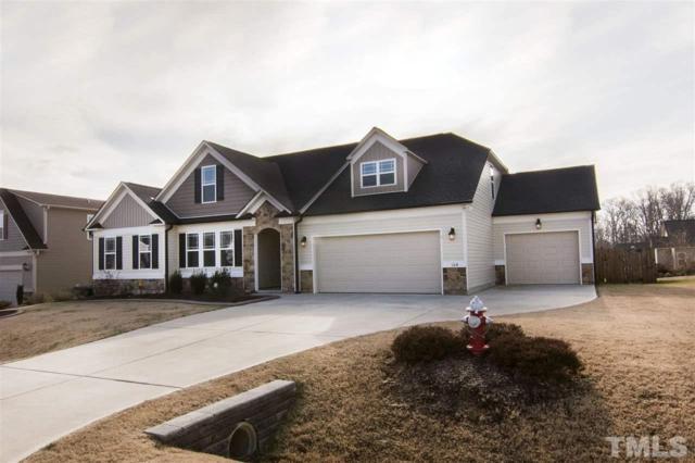 164 Kaspurr Drive, Garner, NC 27529 (#2232078) :: The Jim Allen Group