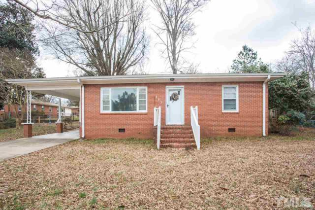 803 Delbridge Street, Garner, NC 27529 (#2232092) :: Raleigh Cary Realty