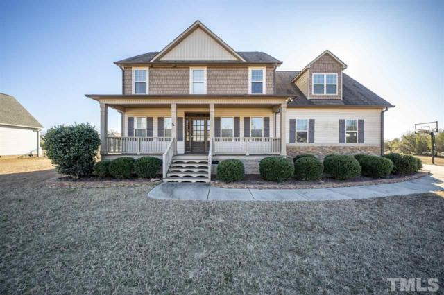 227 Carriage Creek Drive, Smithfield, NC 27577 (#2232117) :: The Perry Group