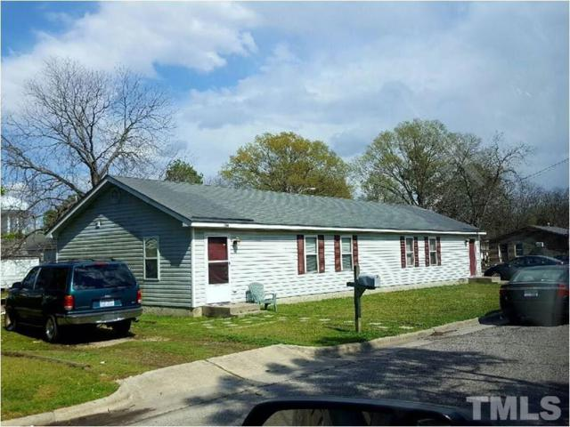 700-704 Cascade Street, Rocky Mount, NC 27803 (#2232120) :: The Jim Allen Group