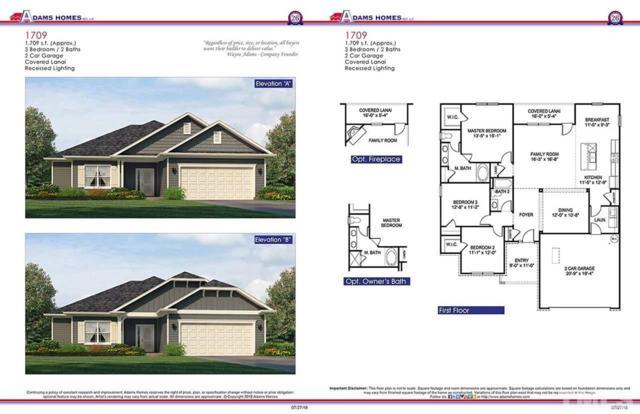 93 Woodwater Circle, Lillington, NC 27546 (#2232122) :: Rachel Kendall Team