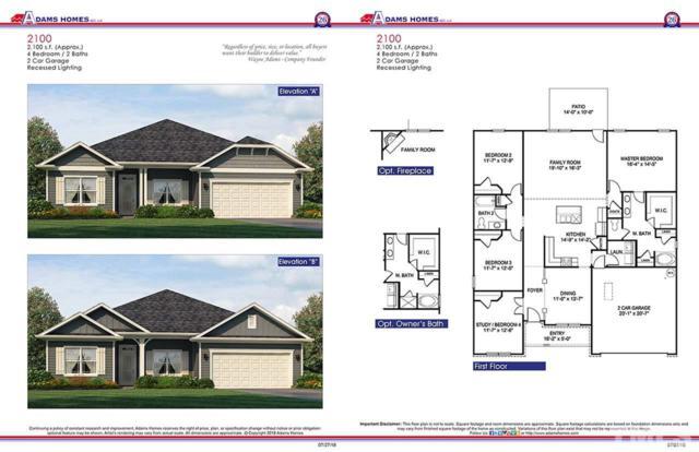 100 Woodwater Circle, Lillington, NC 27546 (#2232137) :: Rachel Kendall Team