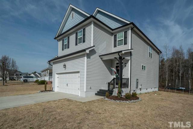 218 Carissa Drive, Smithfield, NC 27577 (#2232143) :: Raleigh Cary Realty