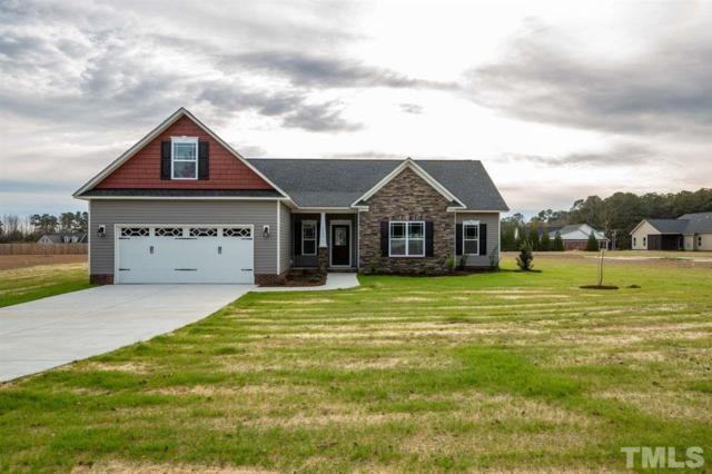 2753 Taylors Chapel Road, Dunn, NC 28334 (#2232145) :: The Perry Group