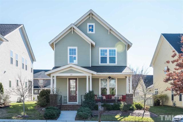 59 Fallenwood Lane, Chapel Hill, NC 27516 (#2232193) :: Rachel Kendall Team