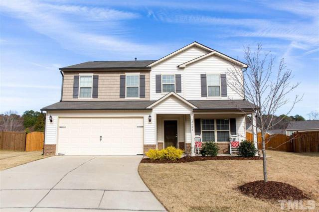 2624 Fortrose Lane, Fuquay Varina, NC 27526 (MLS #2232196) :: The Oceanaire Realty