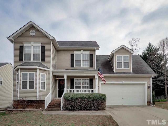 207 Pikeview Lane, Apex, NC 27502 (#2232197) :: Raleigh Cary Realty