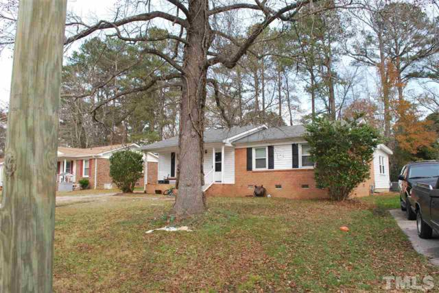 1229 Beverly Drive, Raleigh, NC 27610 (#2232198) :: Raleigh Cary Realty