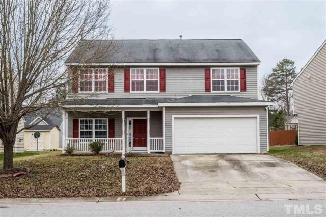 3130 Rendezvous Drive, Raleigh, NC 27610 (#2232202) :: Raleigh Cary Realty