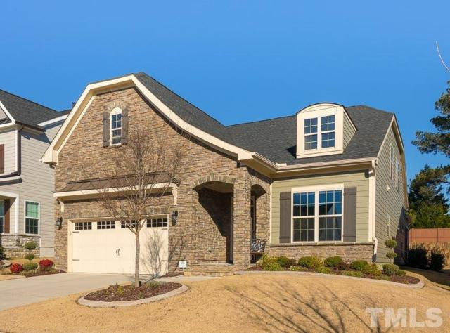 3349 Mountain Hill Drive, Wake Forest, NC 27587 (#2232211) :: The Jim Allen Group