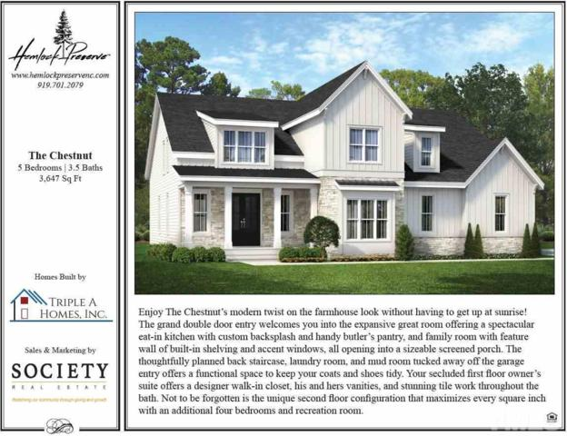 205 Congleton Way, Holly Springs, NC 27540 (#2232226) :: The Perry Group