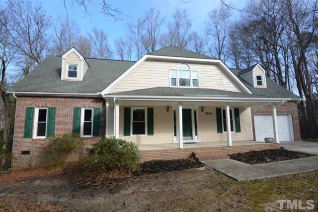1514 Wiljohn Road, Garner, NC 27529 (#2232234) :: Raleigh Cary Realty