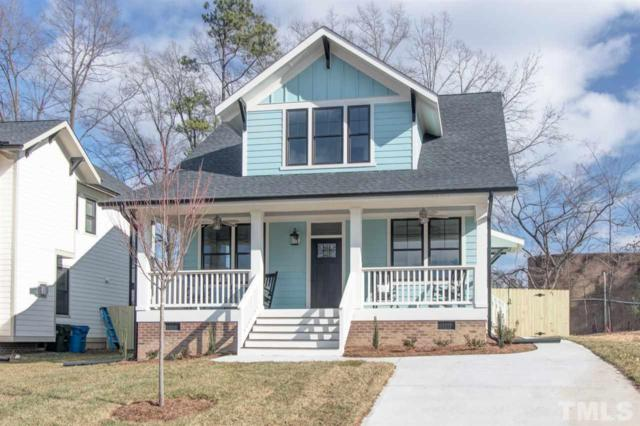 1314 Lancaster Street, Durham, NC 27701 (#2232251) :: Raleigh Cary Realty