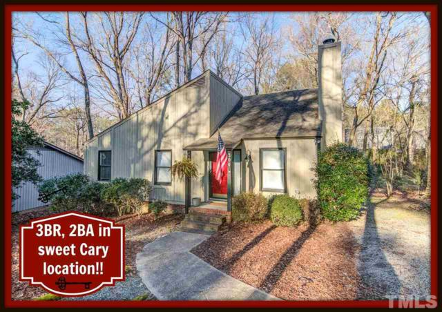 304 Two Creeks Road, Cary, NC 27511 (#2232255) :: The Perry Group