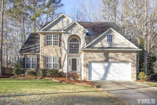 3109 Cregler Drive, Apex, NC 27502 (#2232256) :: Raleigh Cary Realty