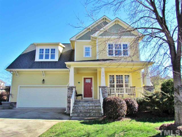 1513 Heritage Garden Street, Wake Forest, NC 27587 (#2232276) :: The Perry Group