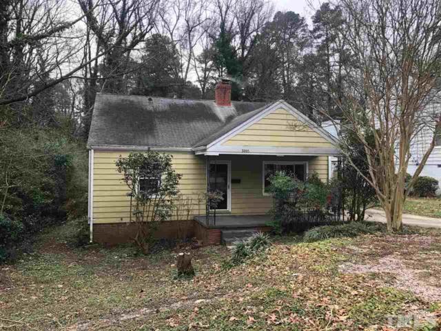 3005 Wade Avenue, Raleigh, NC 27607 (#2232288) :: The Results Team, LLC