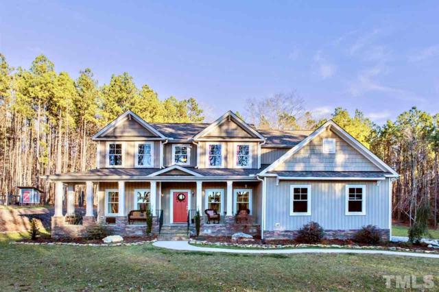 6250 Nc 86 Highway, Chapel Hill, NC 27514 (MLS #2232340) :: The Oceanaire Realty