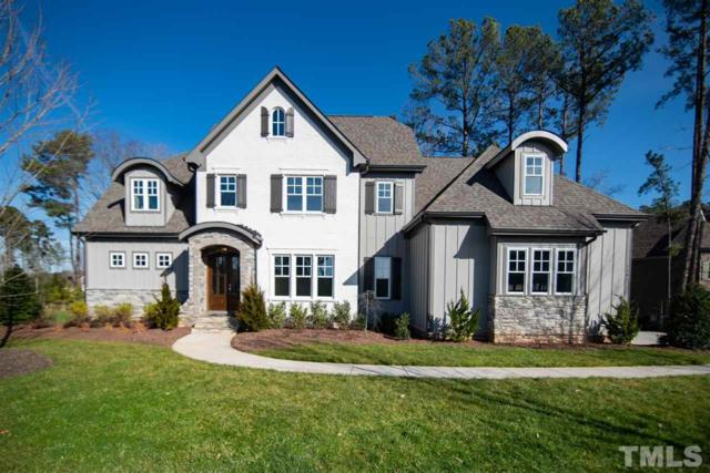 1301 Eagleson Lane, Wake Forest, NC 27587 (#2232362) :: Raleigh Cary Realty