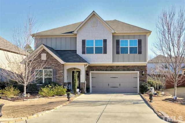 8820 Forester Lane, Apex, NC 27539 (#2232364) :: The Jim Allen Group