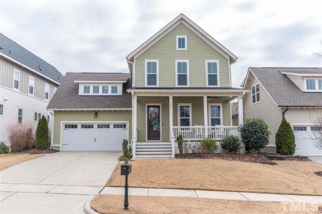 117 Mearleaf Place, Holly Springs, NC 27540 (#2232392) :: Rachel Kendall Team
