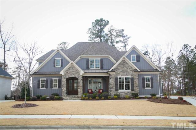 108 Honeyridge Lane, Holly Springs, NC 27540 (#2232411) :: Rachel Kendall Team