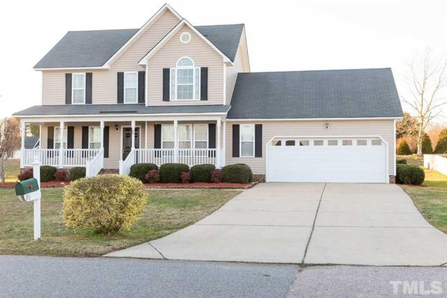 86 Snowberry Lane, Smithfield, NC 27577 (#2232436) :: Rachel Kendall Team