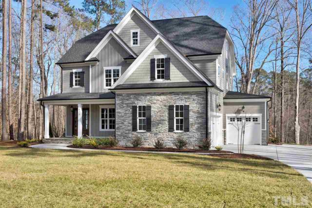 929 Edgewater Drive, Garner, NC 27529 (#2232496) :: The Perry Group