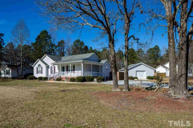 11 Harvey Place, Benson, NC 27504 (#2232520) :: Rachel Kendall Team
