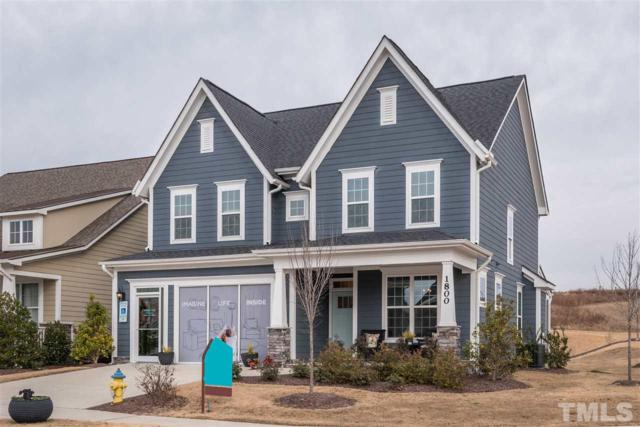 1800 Iron Mill Drive, Wendell, NC 27591 (#2232533) :: The Beth Hines Team