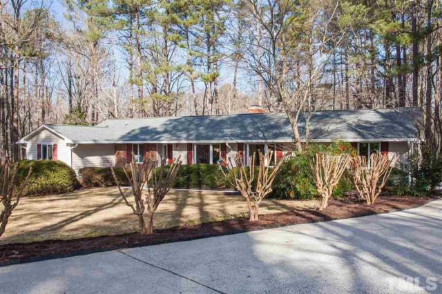 1224 Teaberry Court, Cary, NC 27519 (#2232534) :: Raleigh Cary Realty