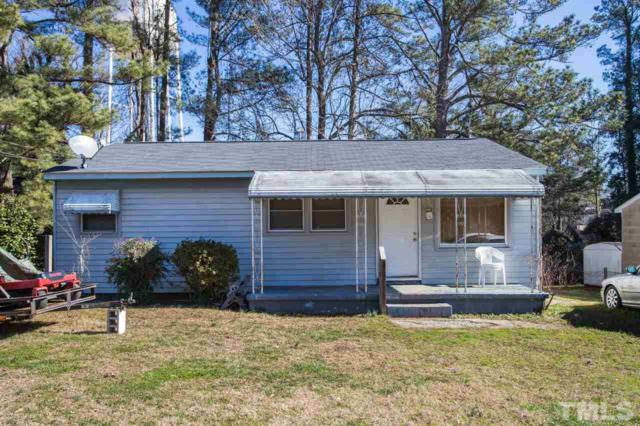 115 Purvis Street, Garner, NC 27529 (#2232542) :: The Perry Group