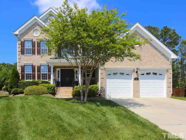 8 Eastcrest Court, Durham, NC 27713 (MLS #2232554) :: The Oceanaire Realty