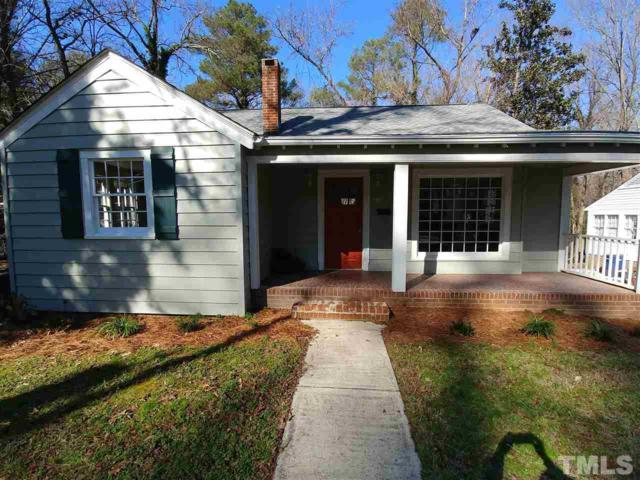 626 Sunset Drive, Sanford, NC 27330 (#2232557) :: The Perry Group